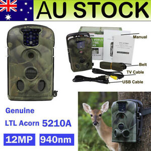 Trail Camera Original Ltl Acorn 5210A Hunting Scouting Game Farm IR Security Cam