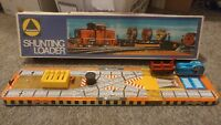 Technofix Shunting Loader 325 Wind up Train Tin Litho Toy W Germany Missing Part