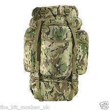 Kombat BTP 60 Litre Rucksack / Bergen ideal for Cadets compliments MTP /Multicam