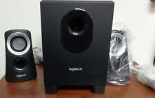 Logitech 50w  Z313 Rich Balanced sound