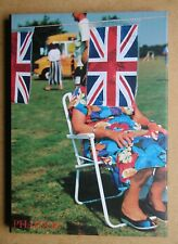 Think Of England. By Martin Parr. 2000 HB in DJ 1st Edition. VG+ Photobook