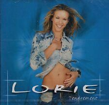 Lorie : Tendrement (CD)