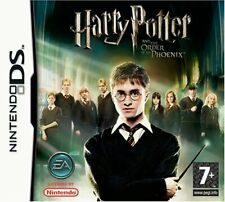 Harry Potter and the Order of The Phoenix NDS 2DS Nintendo DS Video Game UK Rel