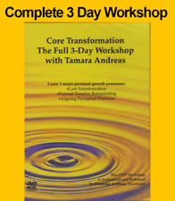 NLP - Personal Development - Core Transformation 3 Day Workshop Digital Download