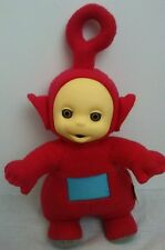 "Teletubbies Po Plush Red Playskool 1998 15"" Stuffed Toy"