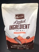 Merrick 12lb Dry Dog Food - Real Salmon & Sweet Potato Recipe Limited Ingredient