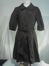 Fate Ladies Dress in a Dark Chocolate Size 14