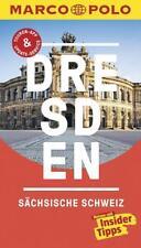 MARCO POLO Reiseführer Dresden/Sächsische Schweiz (Kein Porto)
