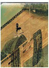 EMAKI-DIETRICH SEKEL- L'ART CLASSIQUE DES ROULEAUX JAPONAIS-LIVRE ANCIEN  XXème