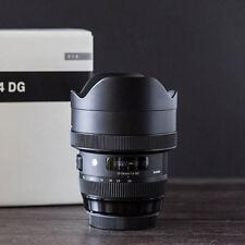 New Sigma 12-24mm F4 DG HSM for Nikon F Mount Lens 1 Year Au Wty