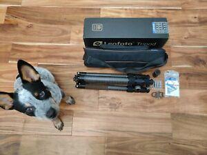 USED Leofoto Urban LX-324CT+XB-38 Professional Carbon Fiber Tripod w/head