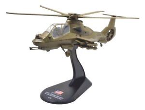US concept attack helicopter RAH-66 Comanche diecast 1:72 metal