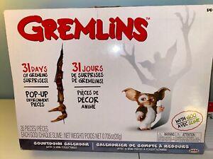GREMLINS 31 Day Countdown Calendar Advent Goo Slime 2020 New Jakks Pacific B8