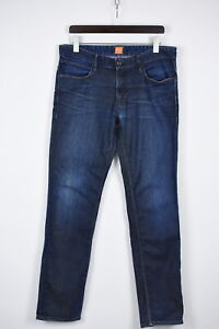 Hugo Boss Orange63 Today Homme W34/L34 Extensible Jeans Coupe Slim 36596-GS