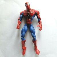 "Marvel Spiderman Animated Series Bug Buster Action Figure 5"" Toybiz, 1998"