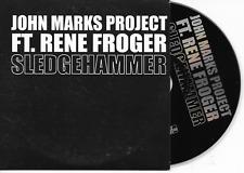JOHN MARKS PROJECT ft RENE FROGER - Sledgehammer CD SINGLE 2TR Eurodance 2009