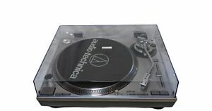 Audio-Technica AT-PL120 Direct Drive Professional Turntable Untested, for parts
