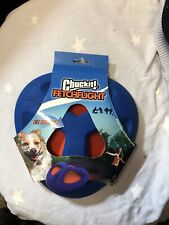 Chuckit Dog FetchFlight Fetch Dog Toy Flyer Flying Disc