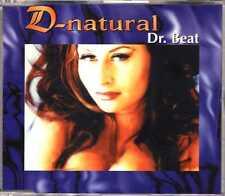 D-Natural - Dr. Beat - CDM - 1995 - Eurodance 4TR Mascotte Music France