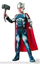 The Avengers Thor Muscle Deluxe Costume Size Large 12-14 NWT Rubies 620022