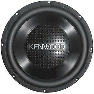 """Kenwood KFC-W300S 12"""" Subwoofer 600 watts 300W RMS 4-ohm Hurry Last one in Stock"""