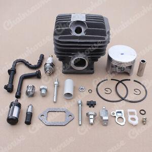 54mm Cylinder Piston Kit Needle Bearing Fit Stihl MS460 046 Chainsaw 11280201221