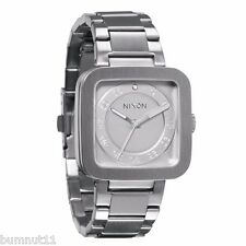 Authentic Nixon The Riot Silver Watch. NEW IN BOX, RRP $159.95.