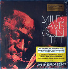 Miles Davis Quintet* ‎– Live In Europe 1969 Vol. 2 4xLP VINYL LP NEW!