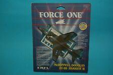 ERTL Force One United States Marine Corps AV-8B Harrier II Die-Cast Metal # 1168
