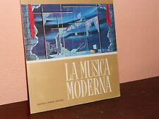 "DISCO 33 GIRI VINILE COLLANA ""LA MUSICA MODERNA"" N.9 BELA BARTOK CLASSICA"