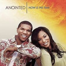 Anointed : Now Is The Time CD