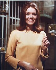 THE AVENGERS color publicity still photo DIANA RIGG