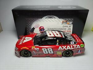 2017 Dale Earnhardt Jr #88 Axalta Last Ride Raced RCCA Elite 1:24 NASCAR MIB
