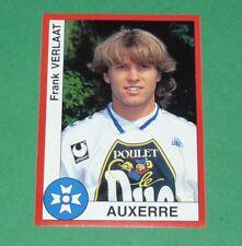 N°44 VERLAAT NEDERLAND AJ AUXERRE AJA PANINI FOOT 95 FOOTBALL SAISON 1994-1995