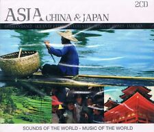 Asia-Chinese-Japanese - Sounds Of The World -     2 CD NEU OVP