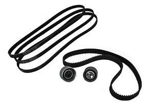 Auxiliary Belt & Cam Belt Kit Fits Nissan Skyline R32 R33 R34 GTR RB26DETT