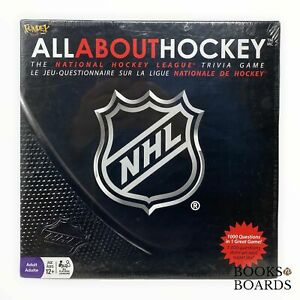 All About Hockey NHL Trivia Game | Fundex | 2009 | New