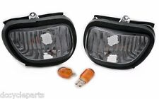 ADD-ON 45-1228S SMOKE LENS FRONT DIRECTIONAL LIGHTS GL1800 GOLDWING 2001-2016
