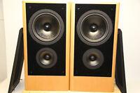 1 Paar ALR Nummer 2 SELTEN HOCHWERTIGE High-End HIFI Lautsprecher in Ahorn