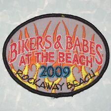 Bikers & Babes at the Beach Patch - 2009 Rockaway Beach,  Missouri