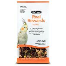 Zupreem Real Rewards TRAIL Mix Medium Bird Parrot Food & Treats Fruits Nuts