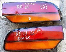 Nissan Datsun 200 SX S13 silvia rear lights pair (LH+RH) OEM JDM Used