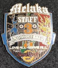 Hard Rock Cafe Melaka 3rd Anniversary Staff Pin