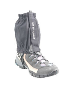 Sea to summit Tumbleweed ankle gaiters outdoor shoe boot sock savers