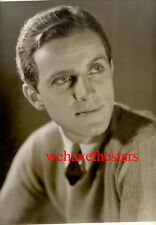 Vintage Phillips Holmes QUITE HANDSOME '33 OVERSIZE DBW Pub Portrait CS BULL