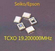 5 Seiko Epson Vc - Tcxo 19.2 Mhz Xtal Oscillator Vp-p: 0.8V Min, # Tg-5021Ce-05A