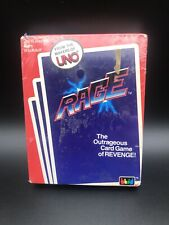 VINTAGE UNO RAGE CARD GAME 1983 SEALED NEW