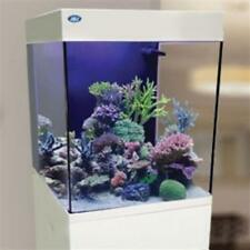 15 Gallon Cubey Midsize White Fish Tank All in One Aquarium Mid Size by JBJ