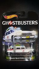 HOT WHEELS RETRO ENTERTAINMENT GHOSTBUSTERS ECTO-1 2016 SAVE 5% WORLDWIDE FAST