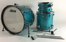 Ludwig USA Classic Maple Shellset 22/12/16 Teal Sparkle